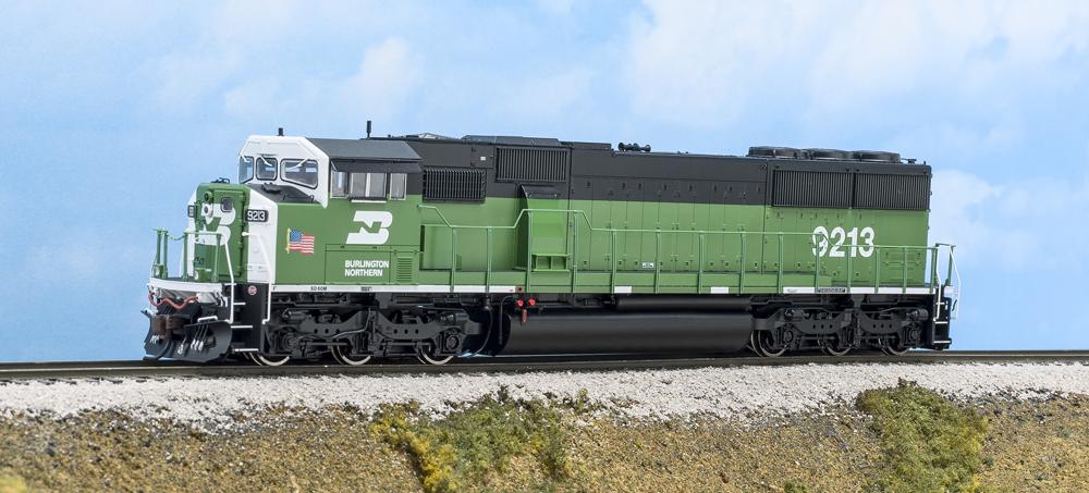 Athearn Genesis 2.0 HO EMD SD60M diesel