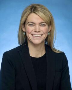 Head shot of female MTA official