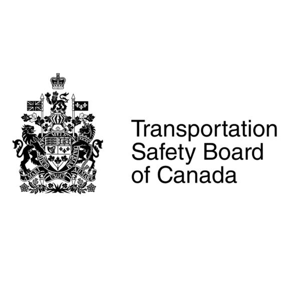 Transportation Safety Board of Canada logo
