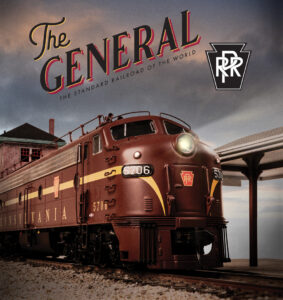 The General Train from Walthers