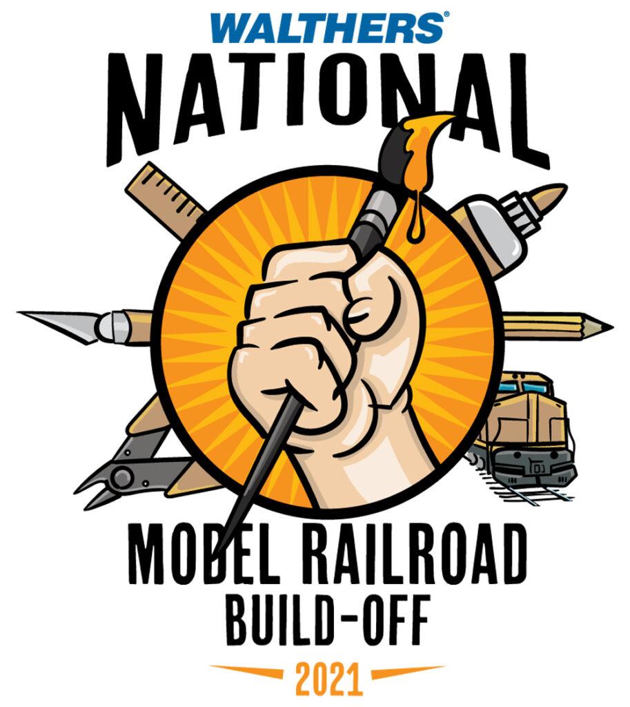 National Model Railroad Build Off logo