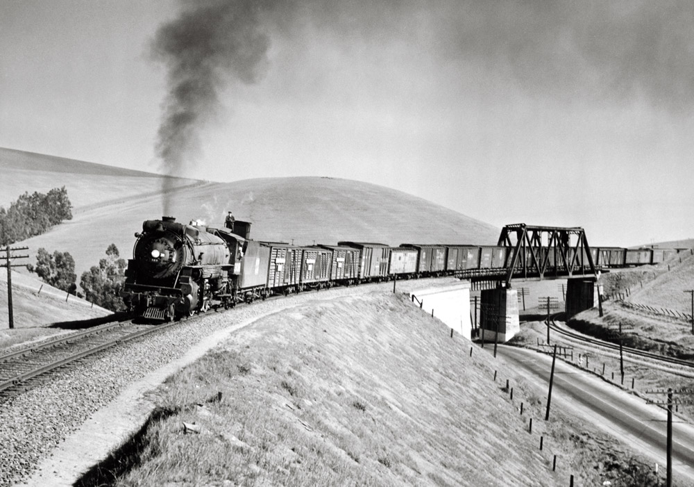 The Western Pacific is Classic Trains' fallen flag Railroad of the Month for August 2021