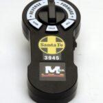 Menards O gauge Santa Fe F3 remote