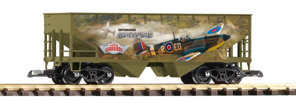 America Spitfire two-bay hopper.