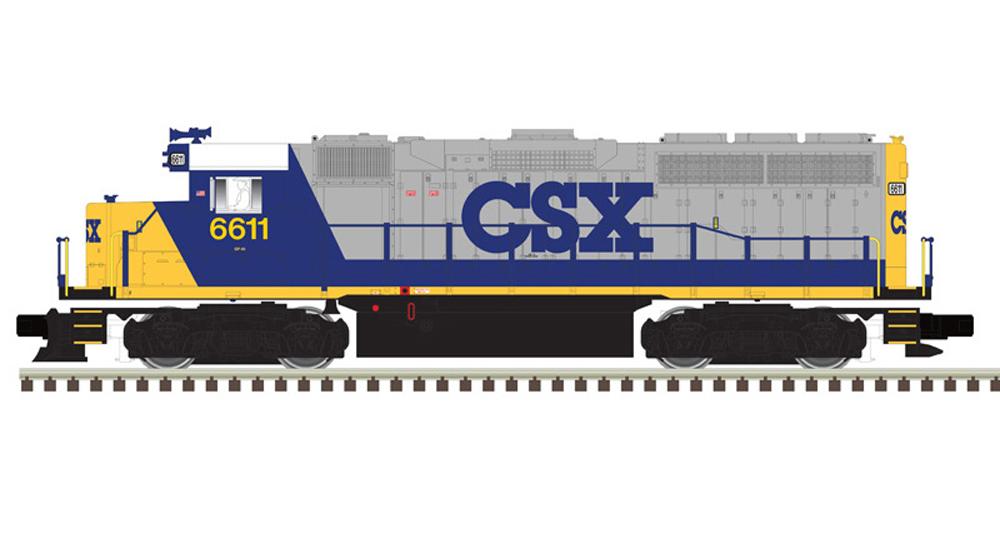 CSX Electro-Motive Division GP40 diesel locomotive