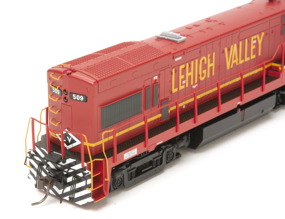 Atlas HO scale GE U23B diesel locomotive