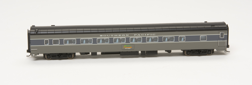 Southern Pacific 1950 Cascade coach two-pack