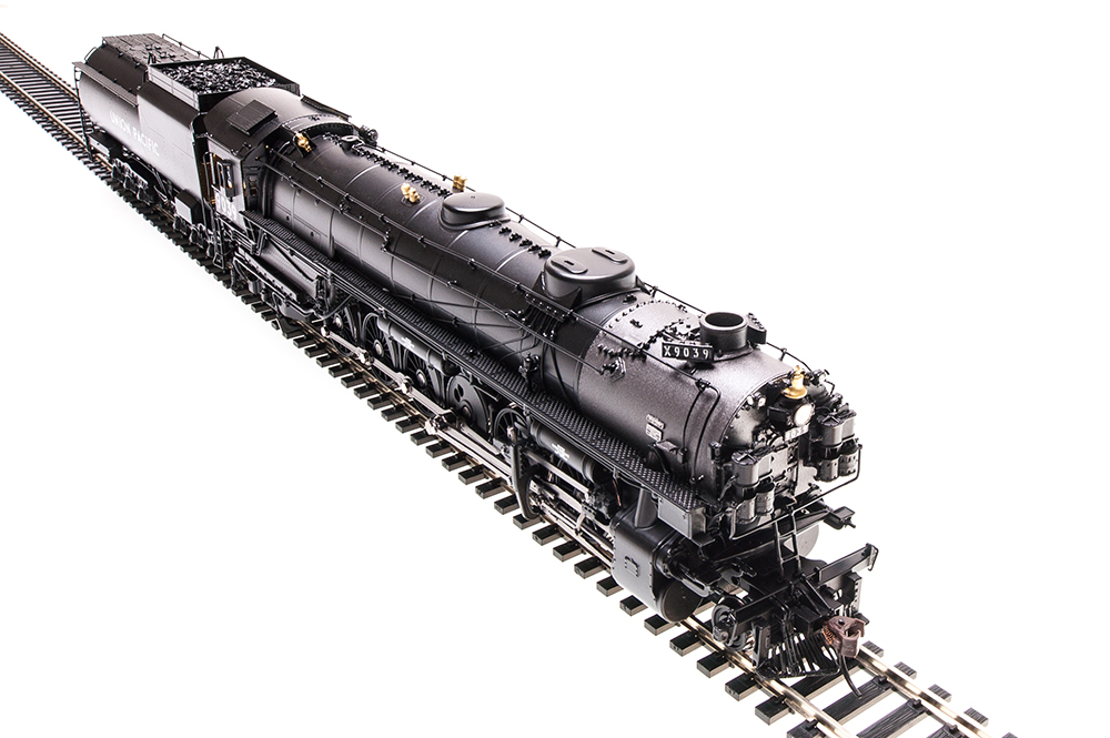Union Pacific 4-12-2 steam locomotive