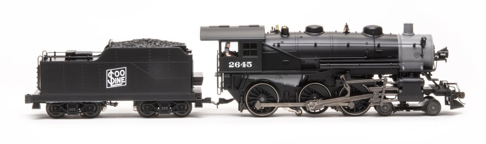 O gauge Soo Line 4-6-0 by Lionel