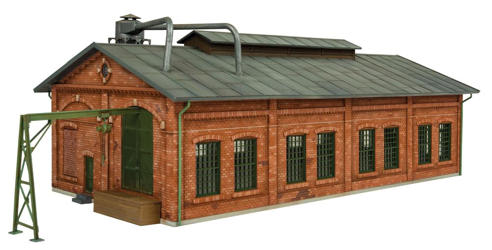 Brick millworks.
