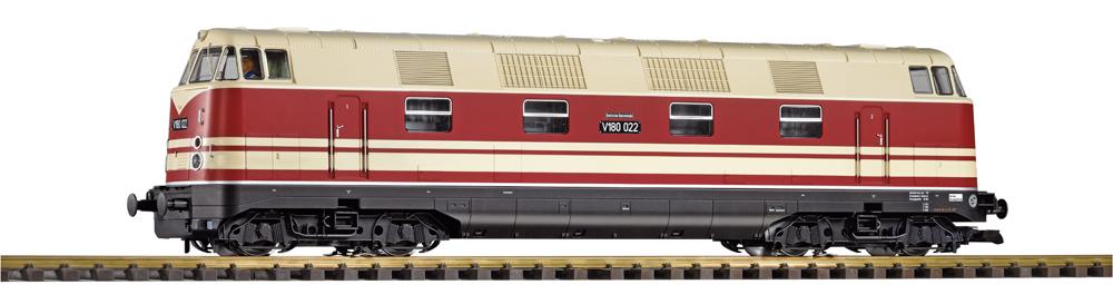 Deutsche Reichsbahn BR V180 diesel locomotive