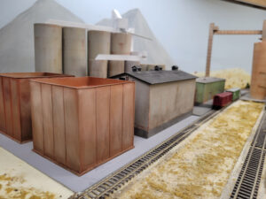 Model cement plant