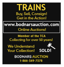 An auctioneer ad.