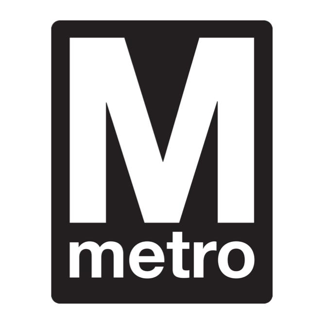 WMATA (DC Metro) logo
