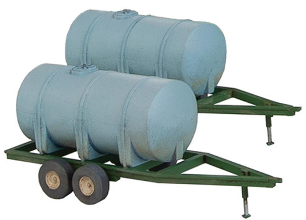 Liquid fertilizer trailer kit.